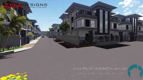 Malibu Residences Davao, House and Lot for Sale in Lanang, Davao City, Properties for Sale in Davao, Townhouse for Sale in Davao City, High-end Housing in Davao City, Real Estate In Davao City