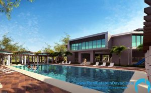 Oakridge Subdivision Davao Bluebell MOdel, Middle Cost Housing in Davao City, House and Lot for Sale in Davao City, Real Estate In Davao City, RealEstateInDavao.com, Oakridge Davao Swimming Pool