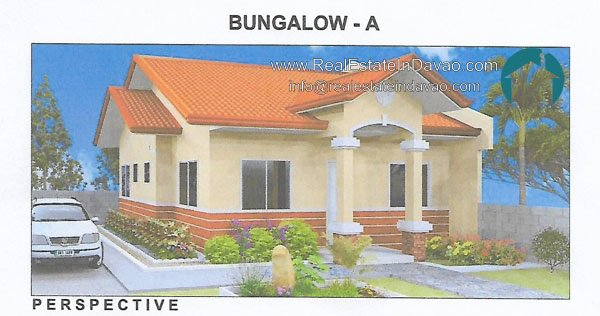 Ready for Occupancy House and Lot at Residencia del Rio Davao