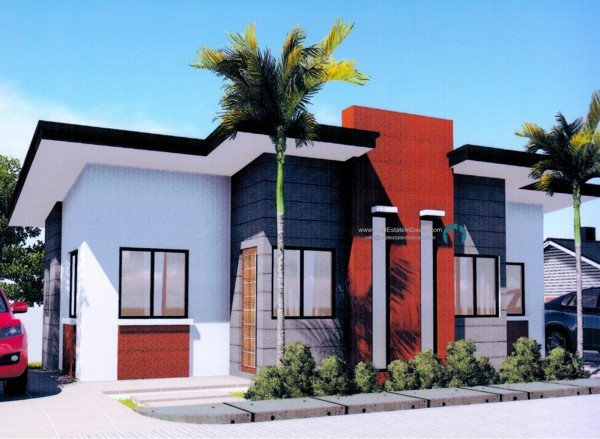 Cambridge Heights Subdivision, Panacan Housing, Davao City homes, Davao subdivisions, Low cost housing, modern design Filipino housing