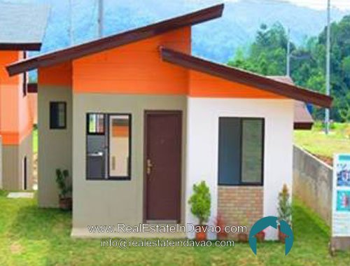 Rizal Model Hidalgo Homes Ready for Occupancy House and Lot
