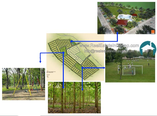 Narra Park Residences Davao Big Parks, Davao City, Tigatto, Middle Cost Housing, High End Housing