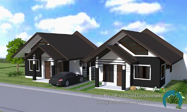 Narra Park Residences Davao Bungalow Unit with Loft, Davao City, Tigatto, Middle Cost Housing, High End Housing