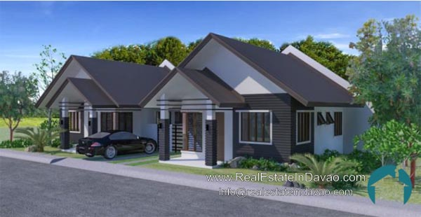 Narra Park Residences Davao Bungalow Unit, Davao City, Tigatto, Middle Cost Housing, High End Housing