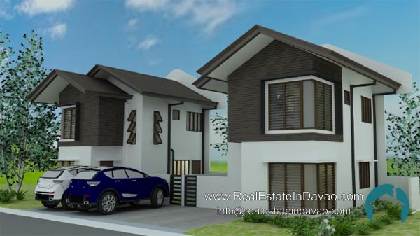 Narra Park Residences Davao Two Storey Unit, Davao City, Tigatto, Middle Cost Housing, High End Housing
