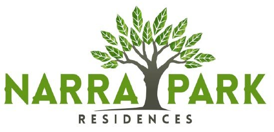 Narra Park Residences Logo, Davao City, Tigatto, Middle Cost Housing, High End Housing