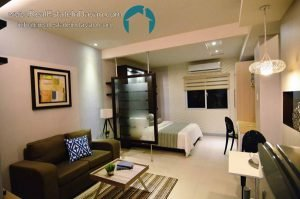 The Enclaves Residences Davao Studio Unit Sample Photo