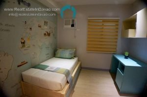 3 Bedroom B unit at The Enclaves Residences Condominium Davao City, Matina Enclaves Condominium