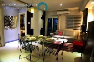 2 Bedroom unit sample photo at The Enclaves Residences Davao City, Matina Enclaves Condominium