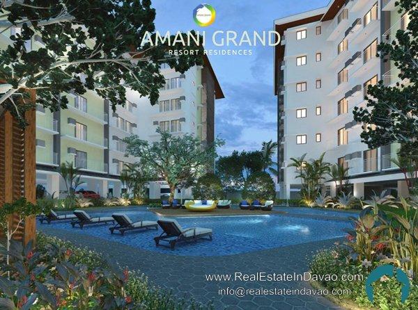 Amani Grand Resort Residences Davao, Amani Grand Resort Residences Condominium, Amani Grand Resort Residences Buhangin, Davao Condominiums for Sale, Real Estate In Davao City, Real Estate Investment in Davao City, Davao Real Estate, Davao City Properties for Sale, RealEstateInDavao.com