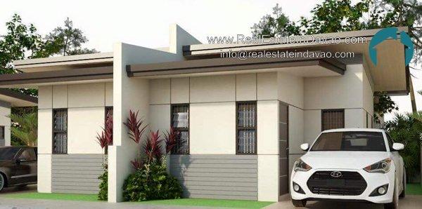 Affordable Low Cost Housing at Villa Sofia Subdivision Mintal Tugbok Davao