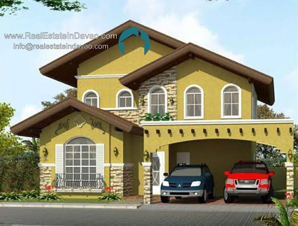 Davao House and Lot, Davao Subdivisions, House and Lot for Sale in Davao City, Mid-cost Housing in Davao City, Real Estate in Davao, Real Estate Property for Sale in Davao, Urban East Development Inc, The Gardens at South Ridge, Catigan Toril, High End Housing in Davao City, Real Estate in Davao, realestateindavao, Amaranta, Two Storey, 2 Storey
