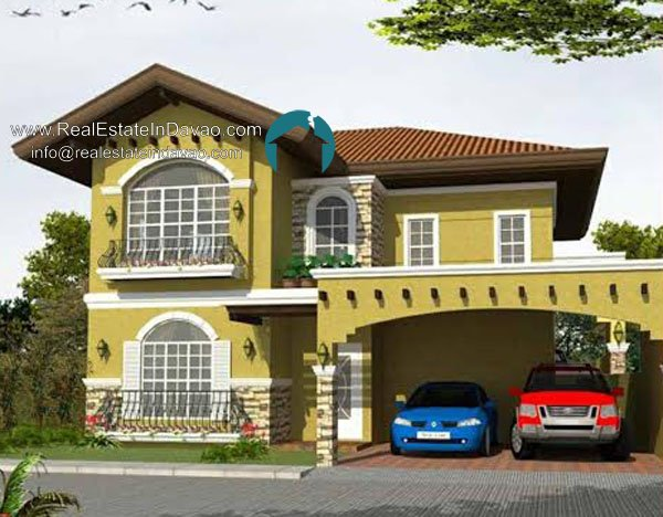 Davao House and Lot, Davao Subdivisions, House and Lot for Sale in Davao City, Mid-cost Housing in Davao City, Real Estate in Davao, Real Estate Property for Sale in Davao, Urban East Development Inc, The Gardens at South Ridge, Catigan Toril, High End Housing in Davao City, Real Estate in Davao, realestateindavao, Celandine, Two Storey, 2 Storey