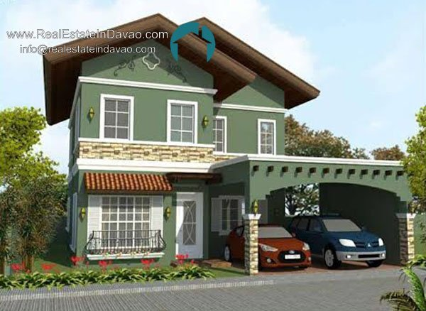 Davao House and Lot, Davao Subdivisions, House and Lot for Sale in Davao City, Mid-cost Housing in Davao City, Real Estate in Davao, Real Estate Property for Sale in Davao, Urban East Development Inc, The Gardens at South Ridge, Catigan Toril, High End Housing in Davao City, Real Estate in Davao, realestateindavao, Corisande, Two Storey, 2 Storey