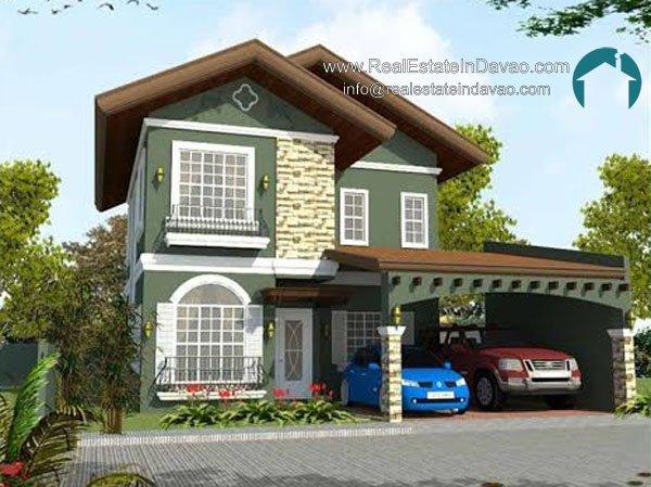 The Gardens at South Ridge – Loridana Two Storey House Model