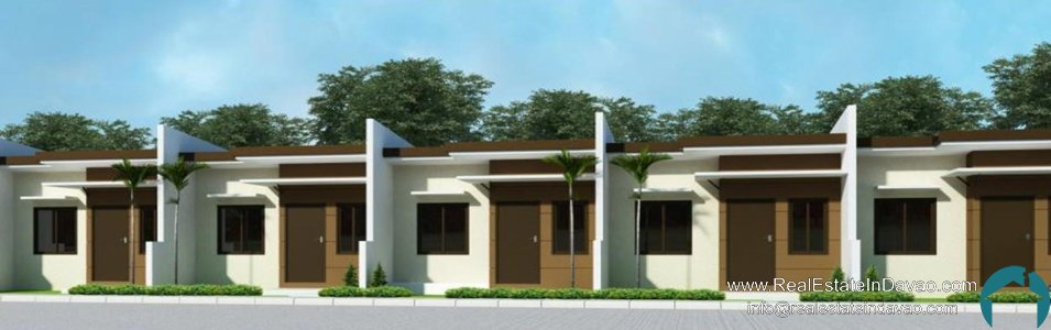 Francisco House and Lot at Amorsolo Homes