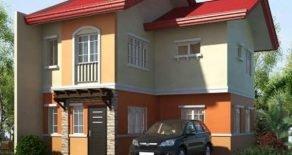 Casa Bella House and Lot at Chula Vista Cabantian