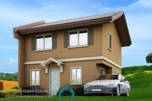 Dana Model Camella Homes Davao, Real Estate In Davao City, House and Lot for Sale in Davao City, Davao Subdivisions, House and Lot for Sale Near Davao Airport
