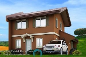 Ella Model Camella Homes Davao, Real Estate In Davao City, RealEstateInDavao.com, House and Lot for Sale in Davao, Davao Subdivisions, House and Lot for Sale Near Davao Airport