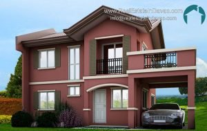 Freya Model Camella Homes Davao, Real Estate In Davao City, RealEstateInDavao.com, House and Lot for Sale in Davao, Davao Subdivisions, House and Lot for Sale Near Davao Airport