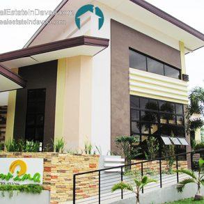 Two(2) Storey House and Lot at Ilumina Estates Davao