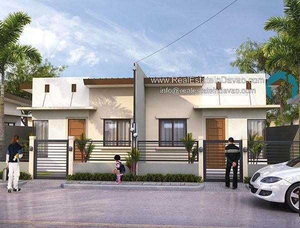 John Duplex House at Granville Crest Subdivision, Granville Crest Subdivision Davao City