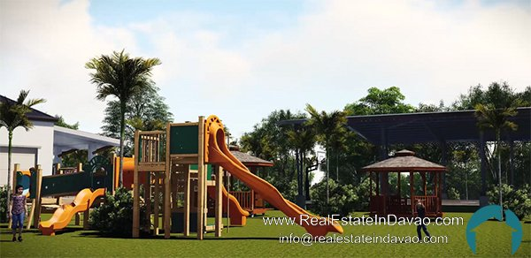 Granville Crest Subdivision Parks and Playground