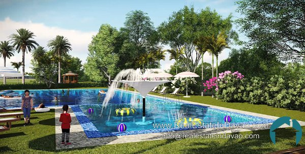 Granville Crest Subdivision Swimming Pool
