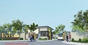 Evissa Davao Townhouse: Low Cost Housing in Matina by Johndorf