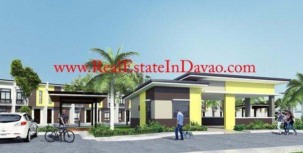 Evissa Townhouse Subdivision Davao, Evissa Davao Amenities, Evissa DAvao Clubhouse