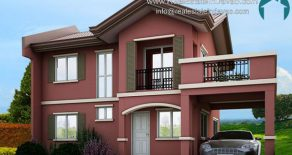 Freya House and lot at Camella Davao South Toril