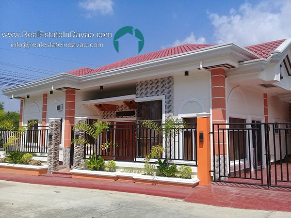 Cecilia Heights Davao House and Lot for Sale, Ready for Occupancy Fully Furnished House and Lot at Cecilia Heights Subdivision Davao, RealEstateInDavao