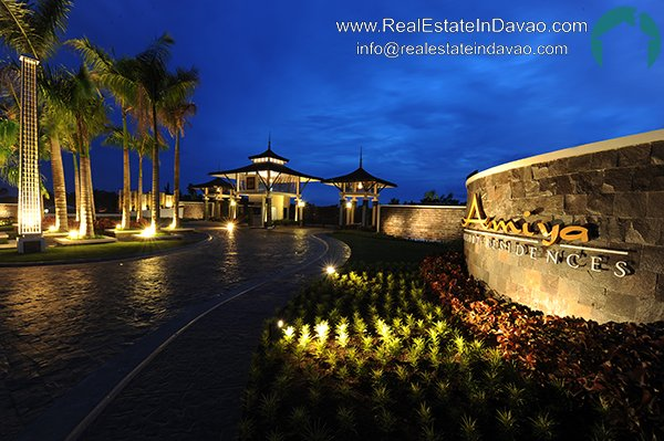 Amiya Resort Residences, Davao City properties, Davao City Property, Davao House and lot for Sale, Davao Lots for Sale, High End prorties in Davao for Sale, Amiya Resort Residences Davao, Davao Subdivisions, Davao Homes, Davao Estate Property, Real Estate in Davao, realestateindavao.com, Entrance Gate