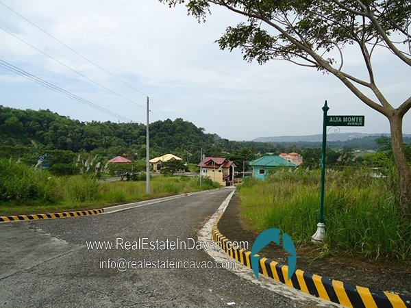 Alta Monte Subdivision Davao Lots for Sale, Real Estate In Davao City