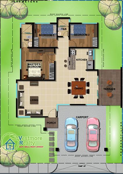 Amiya Resort Residences, Davao City properties, Davao City Property, Davao House and lot for Sale, Davao Lots for Sale, High End prorties in Davao for Sale, Amiya Resort Residences Davao, Davao Subdivisions, Davao Homes, Davao Estate Property, Real Estate in Davao, realestateindavao.com, Amara A, Floor Plan