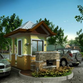 Affordable Alleiah House and Lot at Orchard Lane Homes