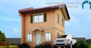 Bella House and lot at Camella Davao South Toril