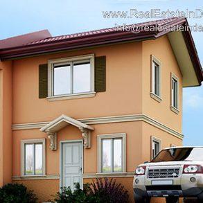 Bella House and lot at Camella Davao South Toril