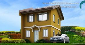 Cara House and lot at Camella Davao South Toril
