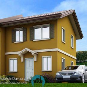 Camella Homes Davao Near Airport Easy Homes Series