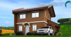 Ella House and lot at Camella Davao South Toril