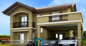 Greta House and lot at Camella Davao South Toril