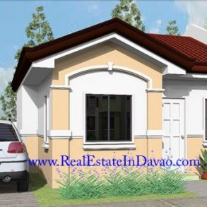 Jasmin House and Lot at Apo Highlands Subdivision