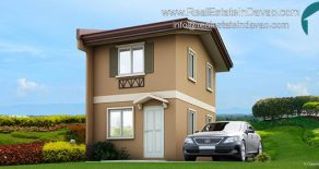 Mika House and lot at Camella Davao South Toril
