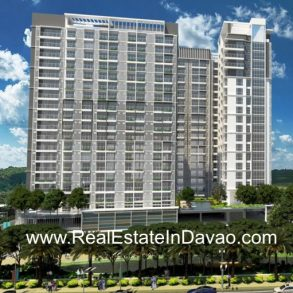One Lakeshore Drive Davao at Davao Park District by Megaworld Suntrust