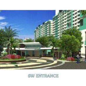 Verdon Parc Condominium at Ecoland Drive, Davao City