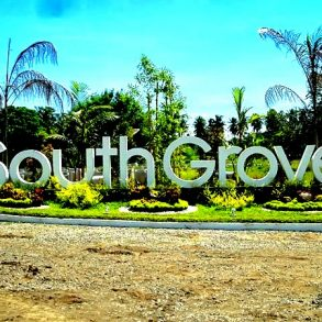 South Grove Subdivision in Davao City near SM Ecoland